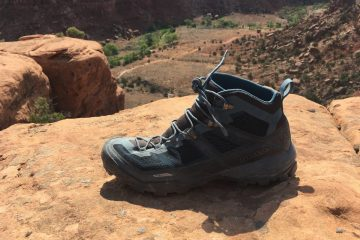 Mammut Ducan Mid GTX Hiking Boot