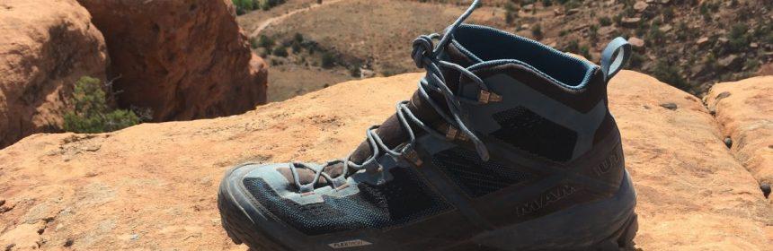Mammut Ducan Mid GTX Hiking Boot