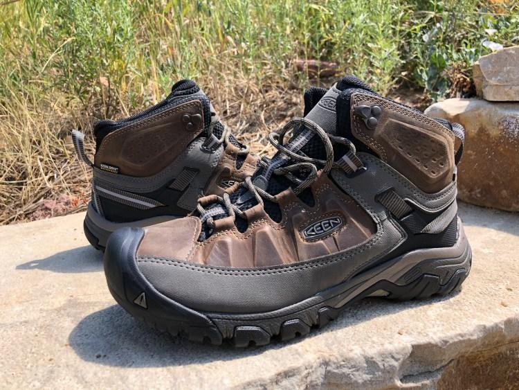 Keen Targhee III Waterproof Mid Boot