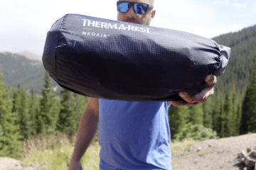 Thermarest NeoAir Topo Luxe Sleeping Pad