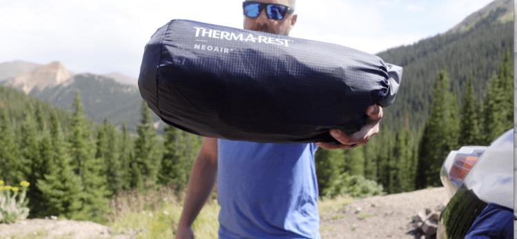 Thermarest NeoAir Topo Luxe Sleeping Pad