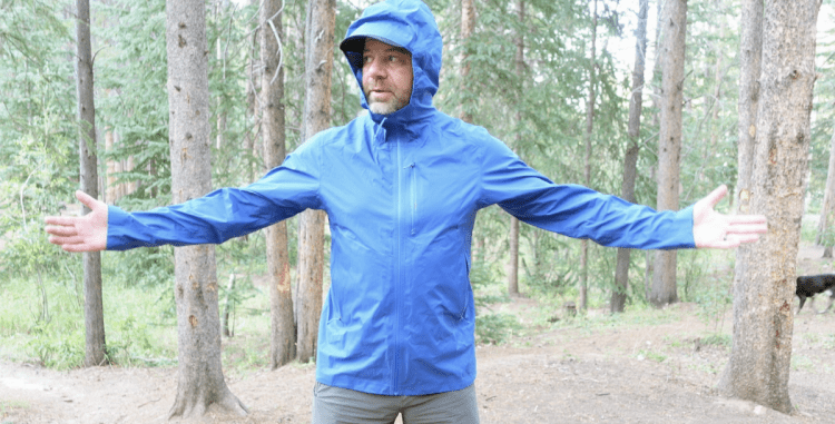 Patagonia Storm 10 arms