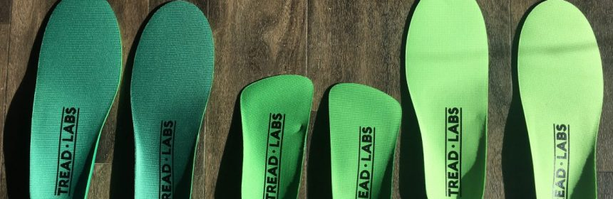 The Ramble Comfort Insole Kit