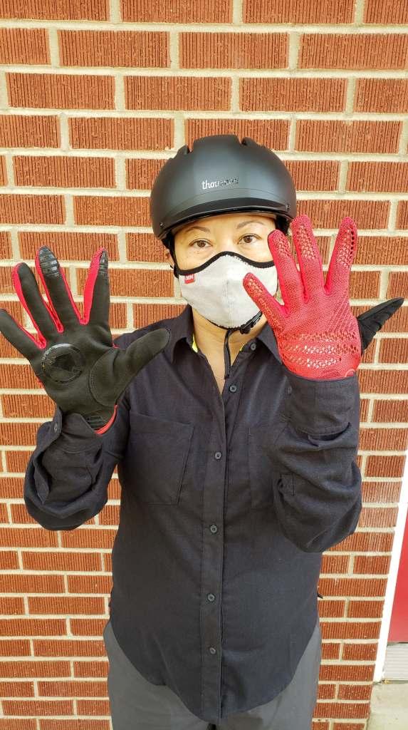 EnduraSport Singletrack Lightknit Glove