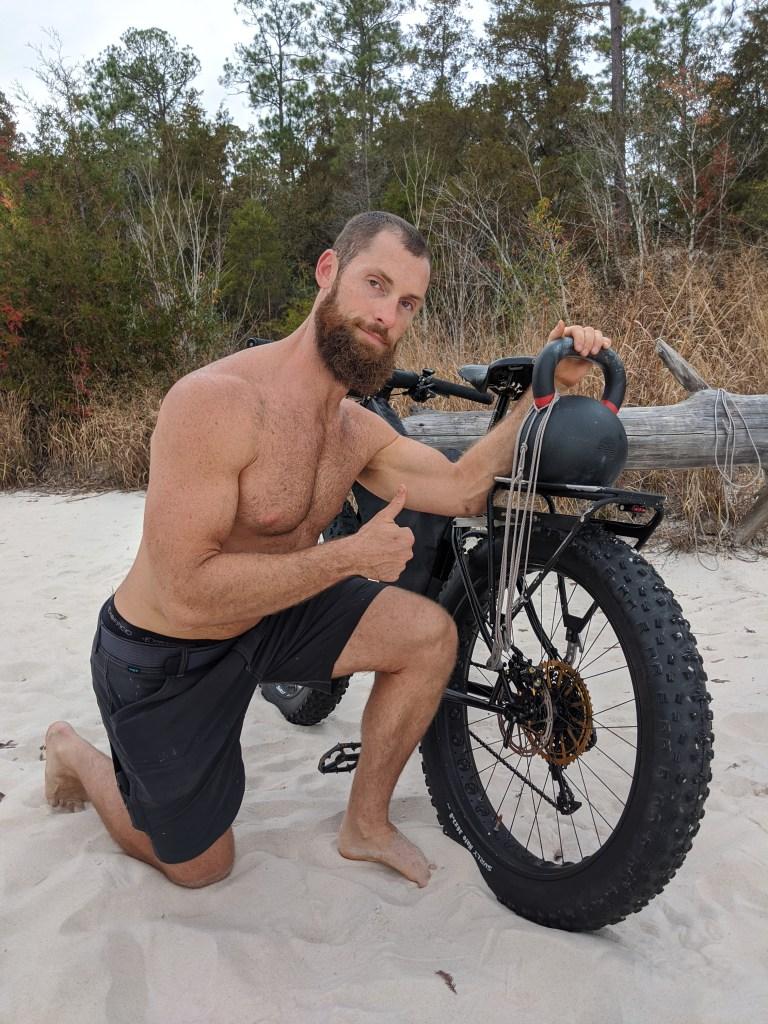Cody Jarrett SFGII Expedition Strength