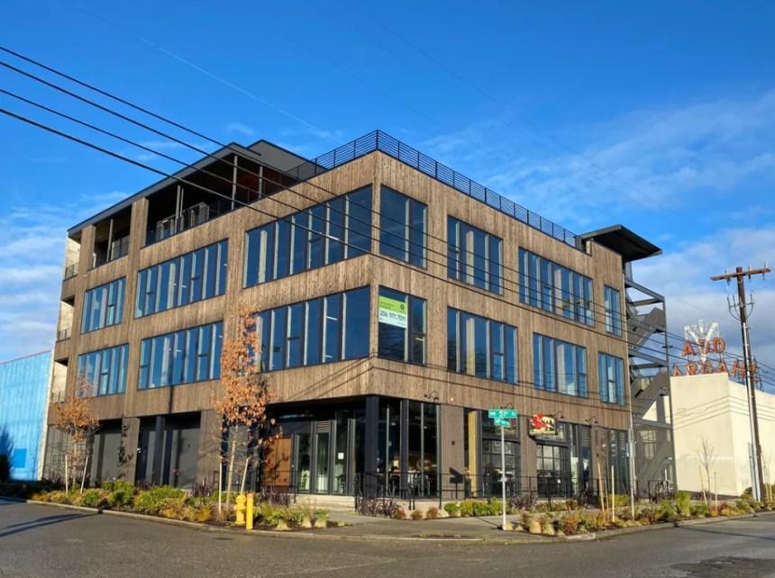 NikWax office-exterior