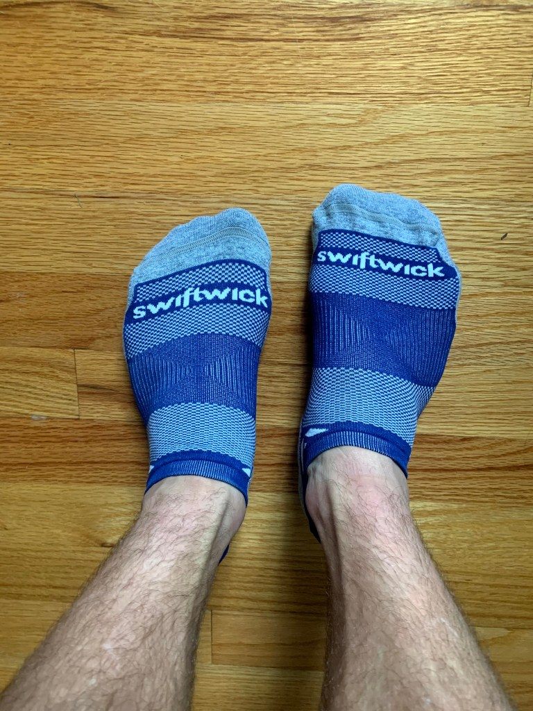 Swiftwick Maxus Zero Tab Socks
