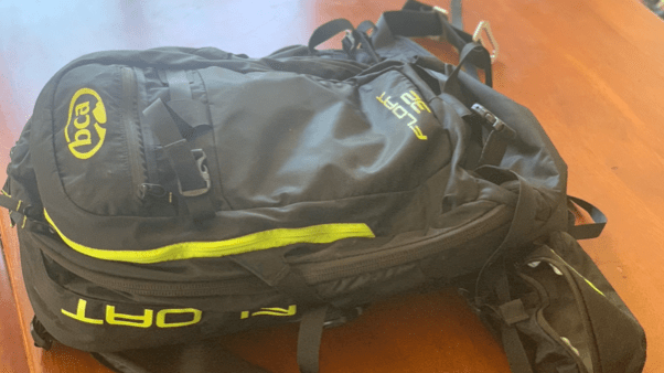 BCA Float 32 Airbag Pack - Great Touring Daypack 8