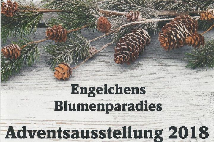 Adventsausstellung 16.u. 17.11.2018