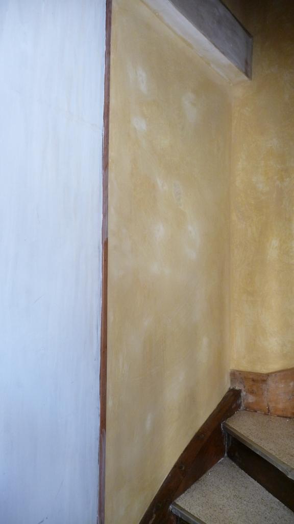 Recette De Peinture A La Chaux Saine Et Economique Dans Une Contree Du Perche