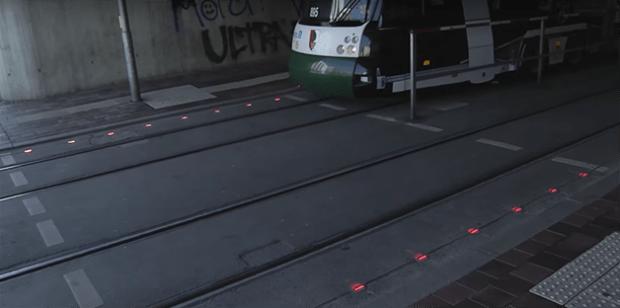 semaforo no chão alemanha blog da engenharia