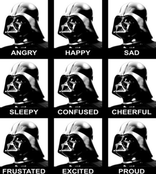 emoções algoritmo