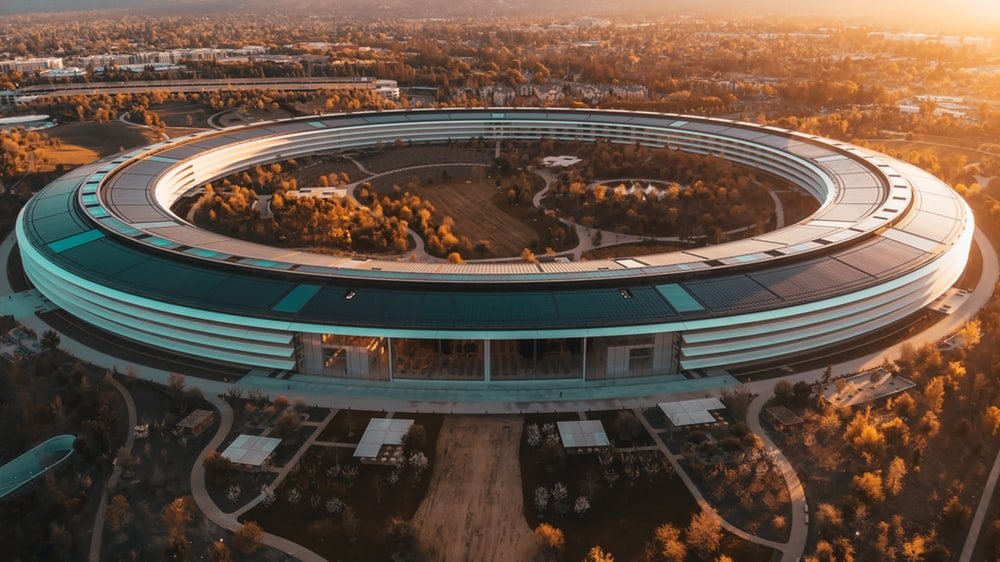 apple park anel