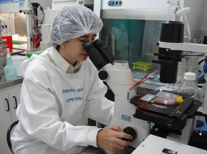 Cientistas brasileiros estão desenvolvendo testes mais rápidos para detecção de coronavírus - Leda Castilho UFRJ