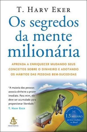 """Livro """"Os Segredos da Mente Milionária"""""""