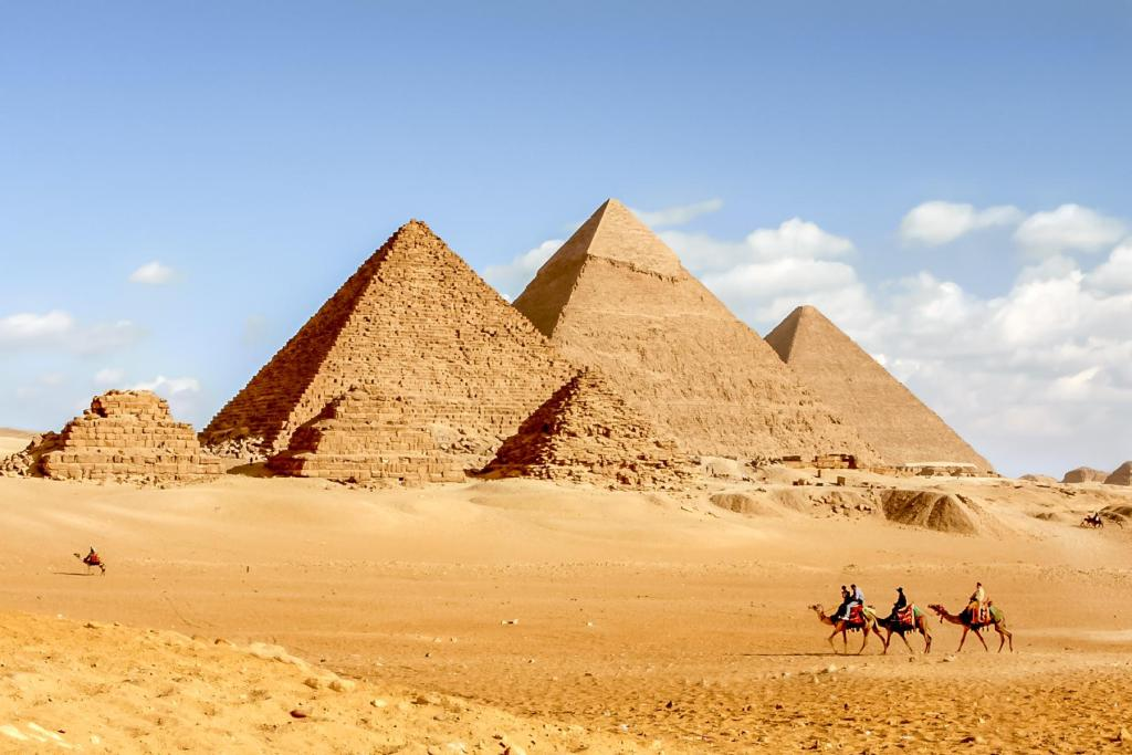Como é a experiência de um estágio de Engenharia Elétrica no Egito?