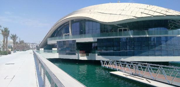 Cidade inteligente que vai receber a Copa de 2022