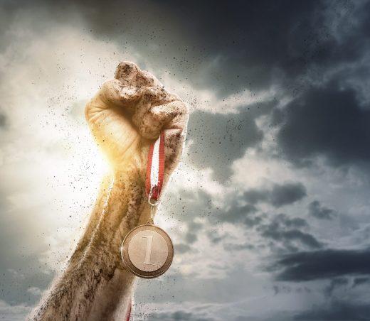 espírito de campeão