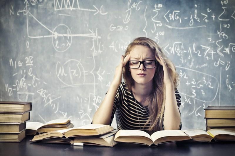 dificuldade de concentração para estudar