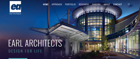 Earl Architects | Construction & Residential Web Design Greenville SC