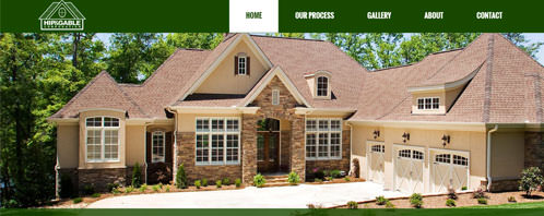 Hip & Gable Corporation | Construction & Residential Web Design Greenville SC