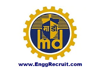 MDL Recruitment 2019 for Jr Planner (Estimator), Jr Inspector and Store Keeper - 128 Posts