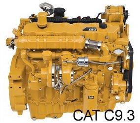 Caterpillar C7 C9 Engine Manual Amp Parts Catalog
