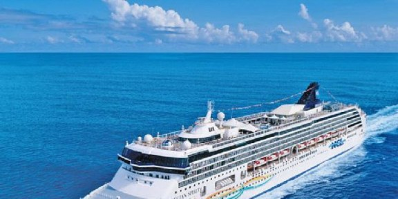 World booming cruise market