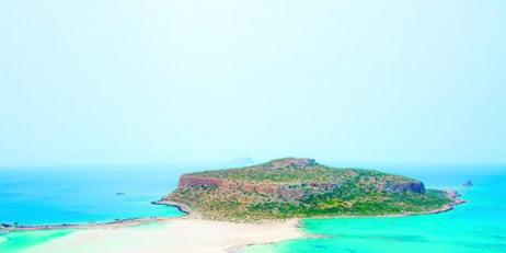 Crete is among the most striking parts of Greece