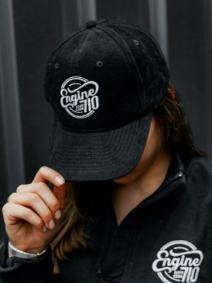 Engine 710 Baseball Cap
