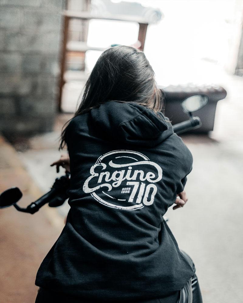 Engine 710 Hoodie