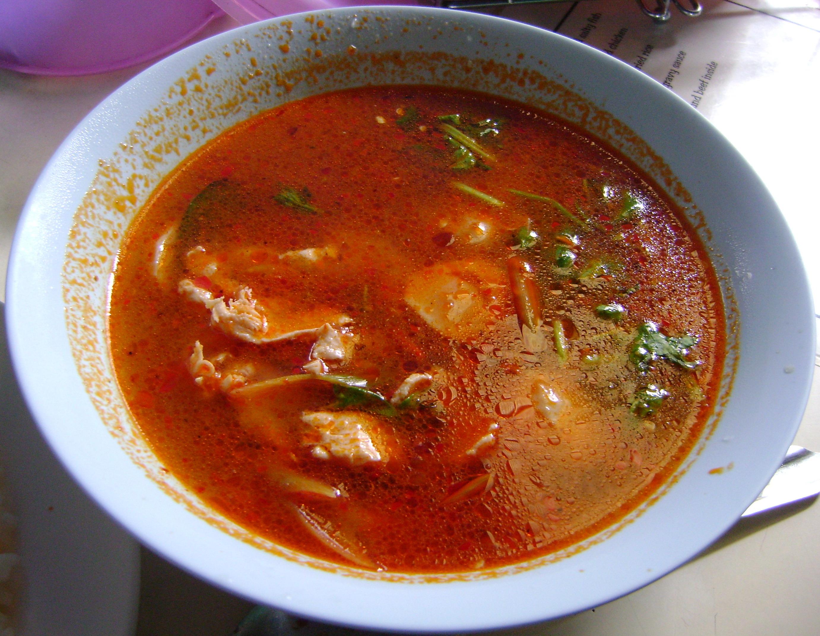 Soup Tomyang
