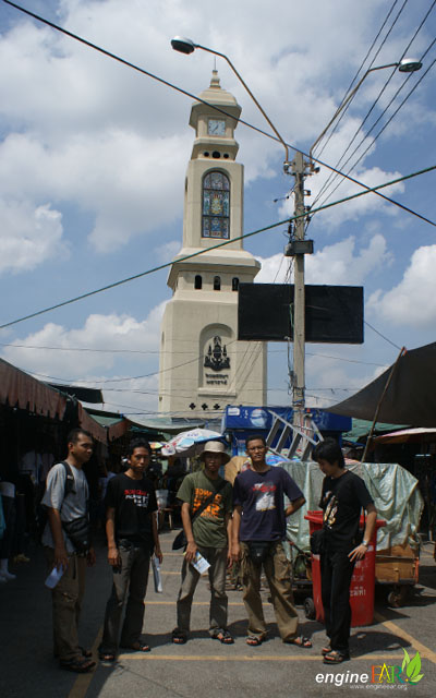 Clock Tower Chatuchak