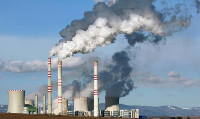 Centrale termoelettrica a carbone. Se non visualizzi correttamente l'immagine prova a ricaricare la pagina