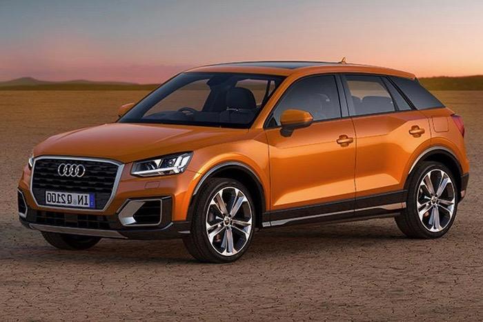 Audi Q2. Se non visualizzi correttamente questa immagine prova a ricaricare la pagina
