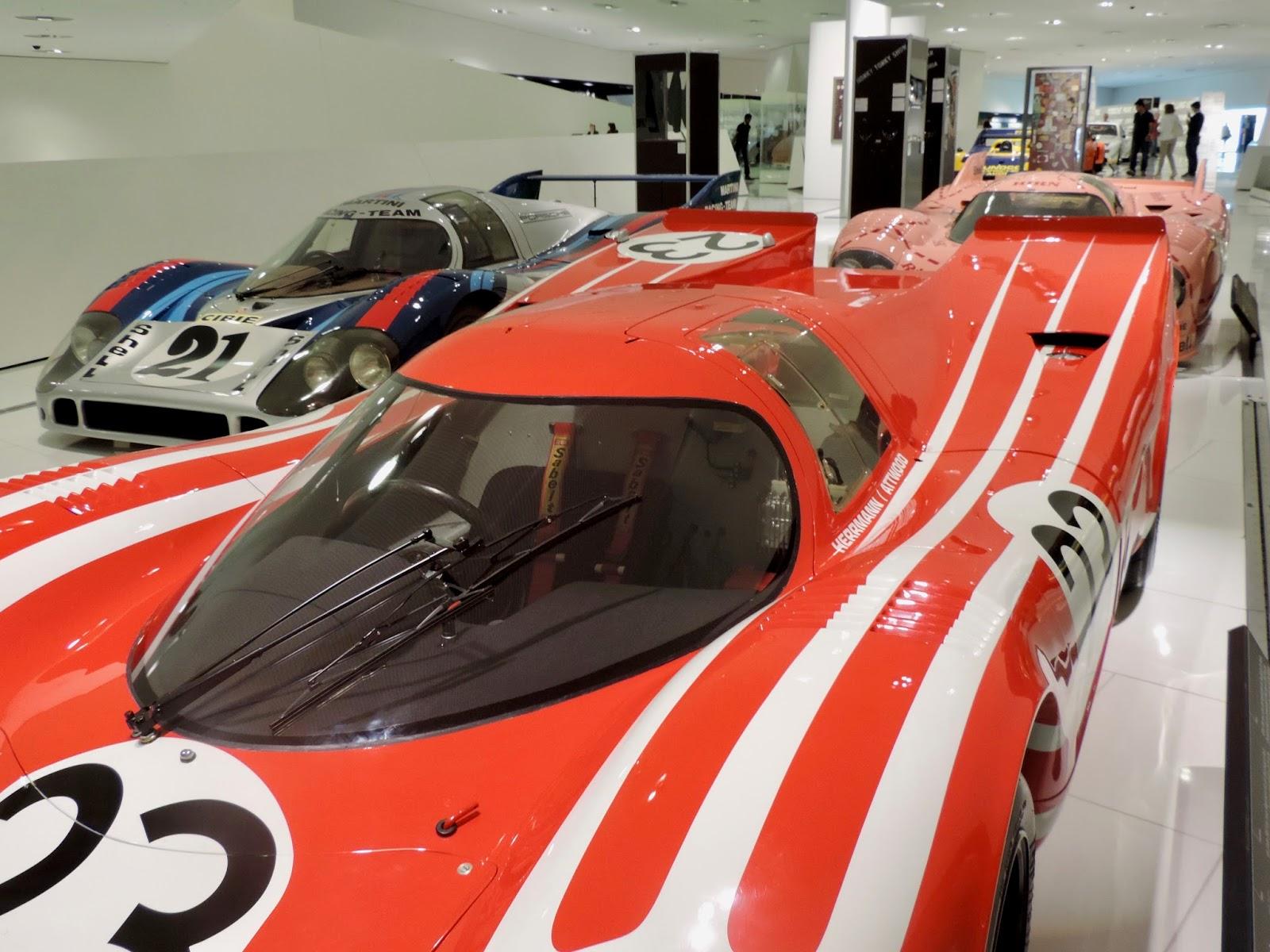 L'incredibile storia della Porsche 917 [Porsche 917 – 917K – 917LH – 917/20 – 917/30]