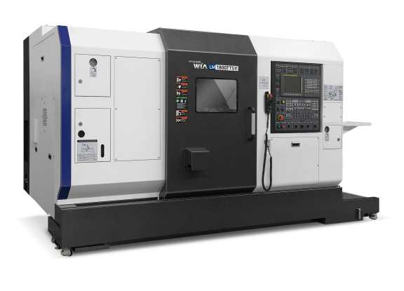 The multi-tasking LM1800TTSY turning centre