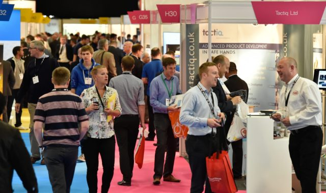 Robotics Innovation Hub Introduced to Engineering Design Show 2019 to Amplify Visitor Experience @EngDesignShow
