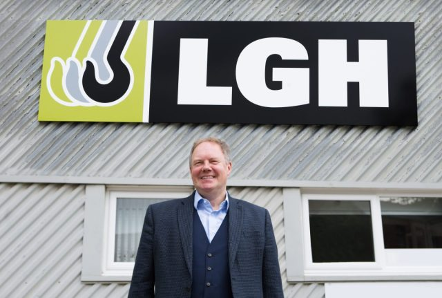 Lifting Gear Hire reveals new branding as part of ambitious global expansion