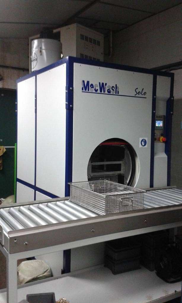ecWash recommended by leading Machine Tool Manufacturers
