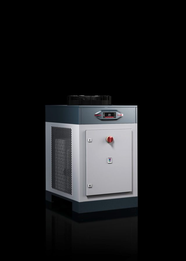 Rittal Launches New Blue e Chillers in 11 to 25 kW output class @rittal_ltd