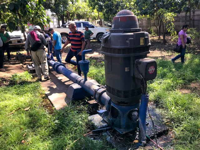 VFD technology replaces inefficient start/stop pump control system to ensure clean water supply