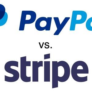 PayPal vs. Stripe