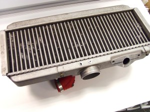 Stock 2008–2014 STI intercooler