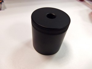 Mishimoto Compact Baffled Catch Can base
