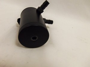 Mishimoto Compact Baffled Catch Can fully assembled