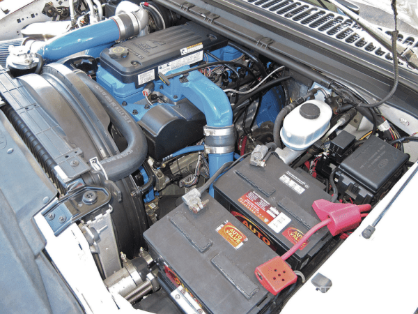 Cummins dual-battery system
