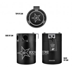 Mishimoto Rockstar Baffled Oil Catch Can, final design