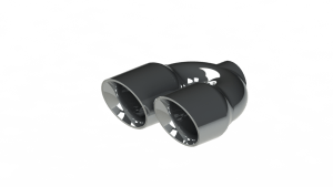 Exhaust tip rendering