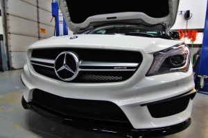 CLA45 AMG in shop